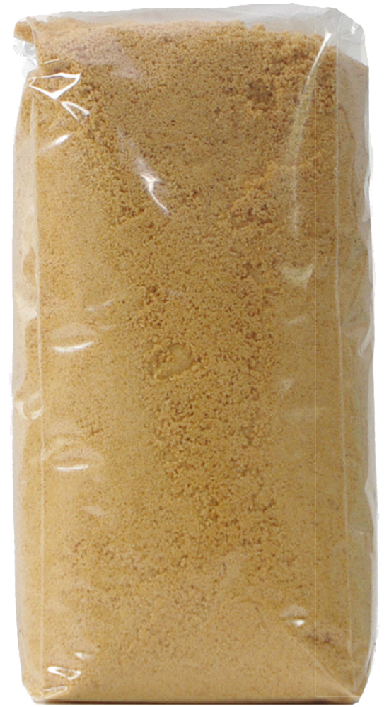 coconut blossom sugar - block bottom bag 500g