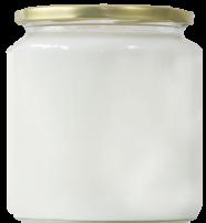 Kokosöl im Glas 350ml