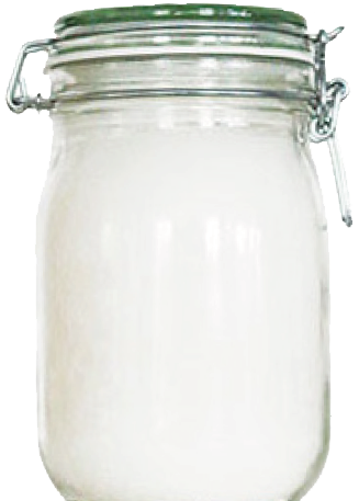 virgin coconut oil wire strap 1000ml